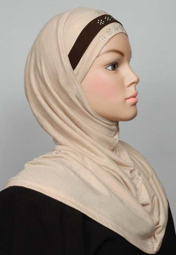 Amira Cotton Beige