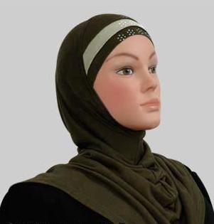 Amira Cotton Olive