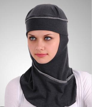 Modiste Hijab Yusra grey