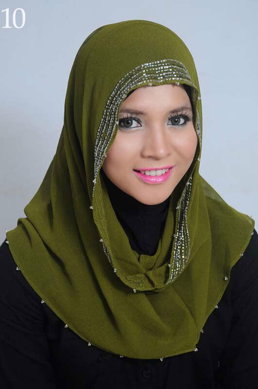 Hangover Hijab khaki