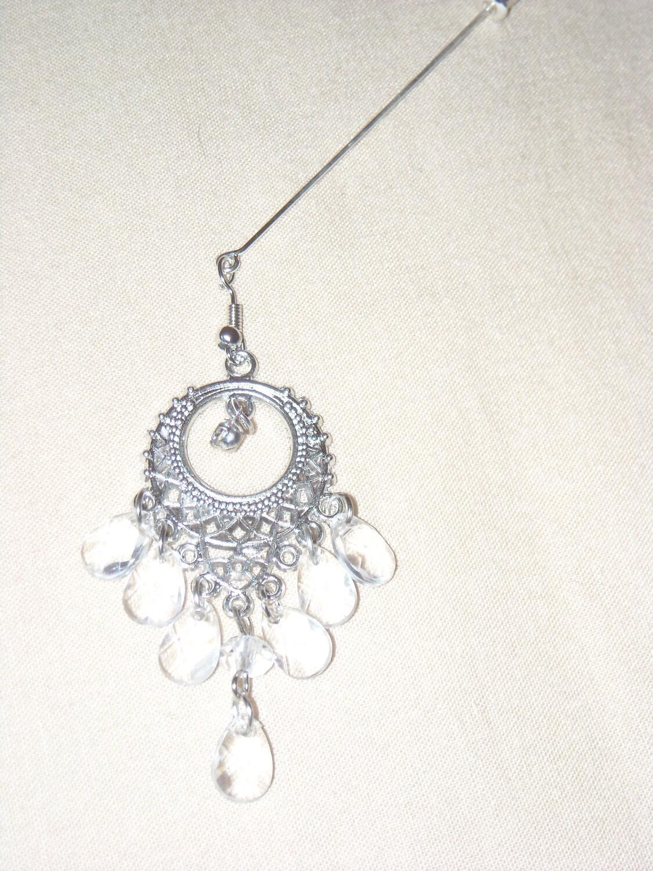 Hijab pin Arabesque Crystal