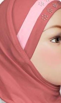 Amira Cotton Rose Strass zweiteilig / deux pièces