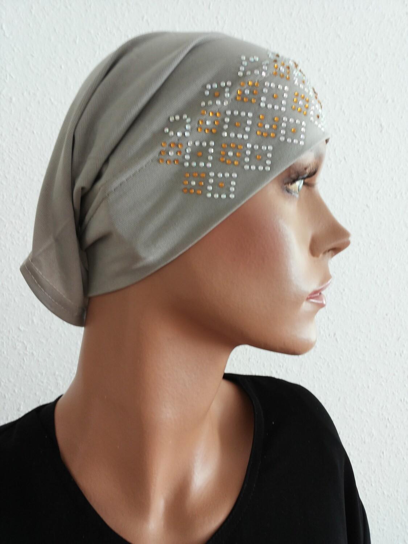 Hijab Cap Taupe 592