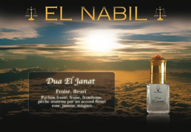Parfums El Nabil, Dua el Janat