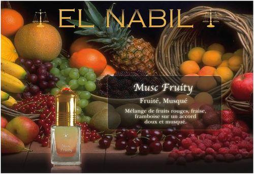 Parfums El Nabil Musc Fruity