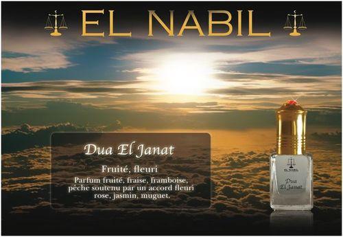Parfums El Nabil Dua al Janat