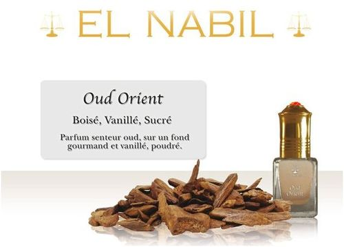 Parfums El Nabil, Oud Orient
