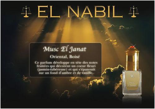Parfums El Nabil, Musc el Janat