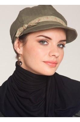 Mütze, Casquette, Cap khaki