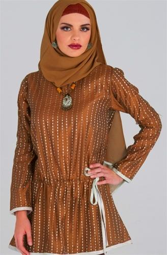 Tunic Kenza + Hijab