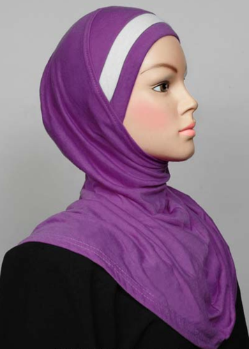 Amira Hijab Violett / Violet / Lavender
