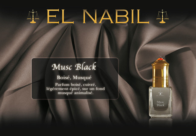 Parfums El Nabil Musc Black