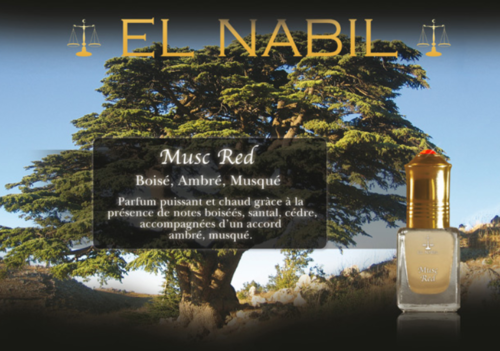 Al Nabil Musc Red
