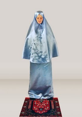 Gebetskleidung, robe de prière, prayer dress