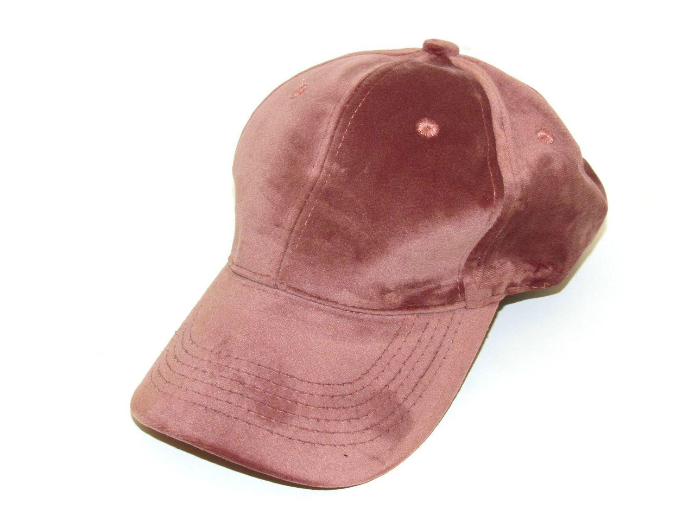 Mütze, Casquette, Cap Black  Velours/Samt