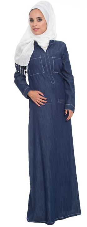 Jeans Abaya, Denim Abaya