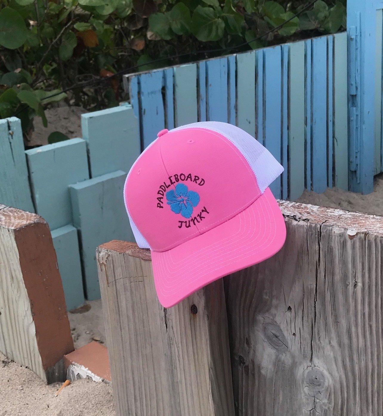 Pink Trucker