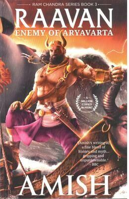 Raavan by Ameesh Tripathi