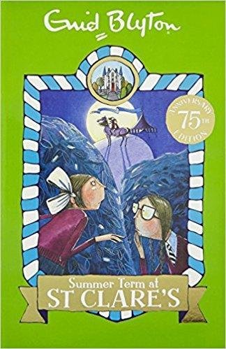 Summer Term at St Clare's by Enid Blyton