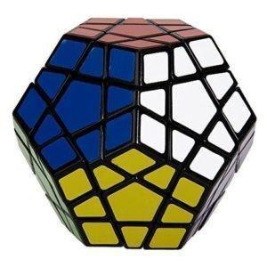 Shengshou Megaminx Black Speed Cube Puzzle