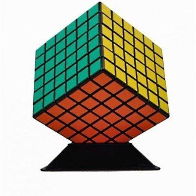 ShengShou 6x6x6  7cm Speed Cube White Twisty Magic Puzzle
