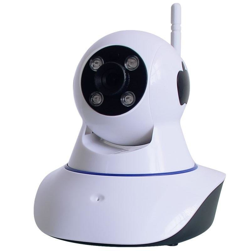 Intelligent Secure System Home Guard CCTV IP Camera - Baby Monitor