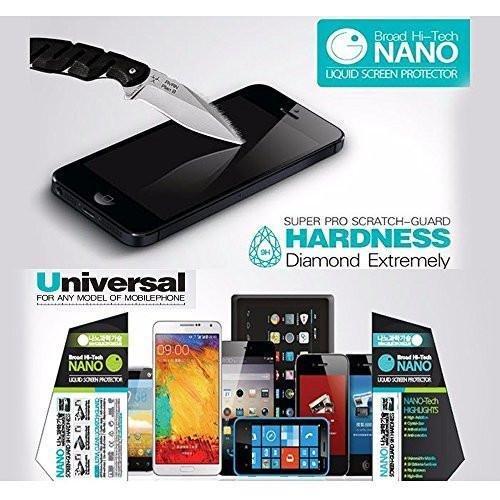 Broad Hi-Tech Nano Liquid Screen Protector - Smartphones and Camera Lens