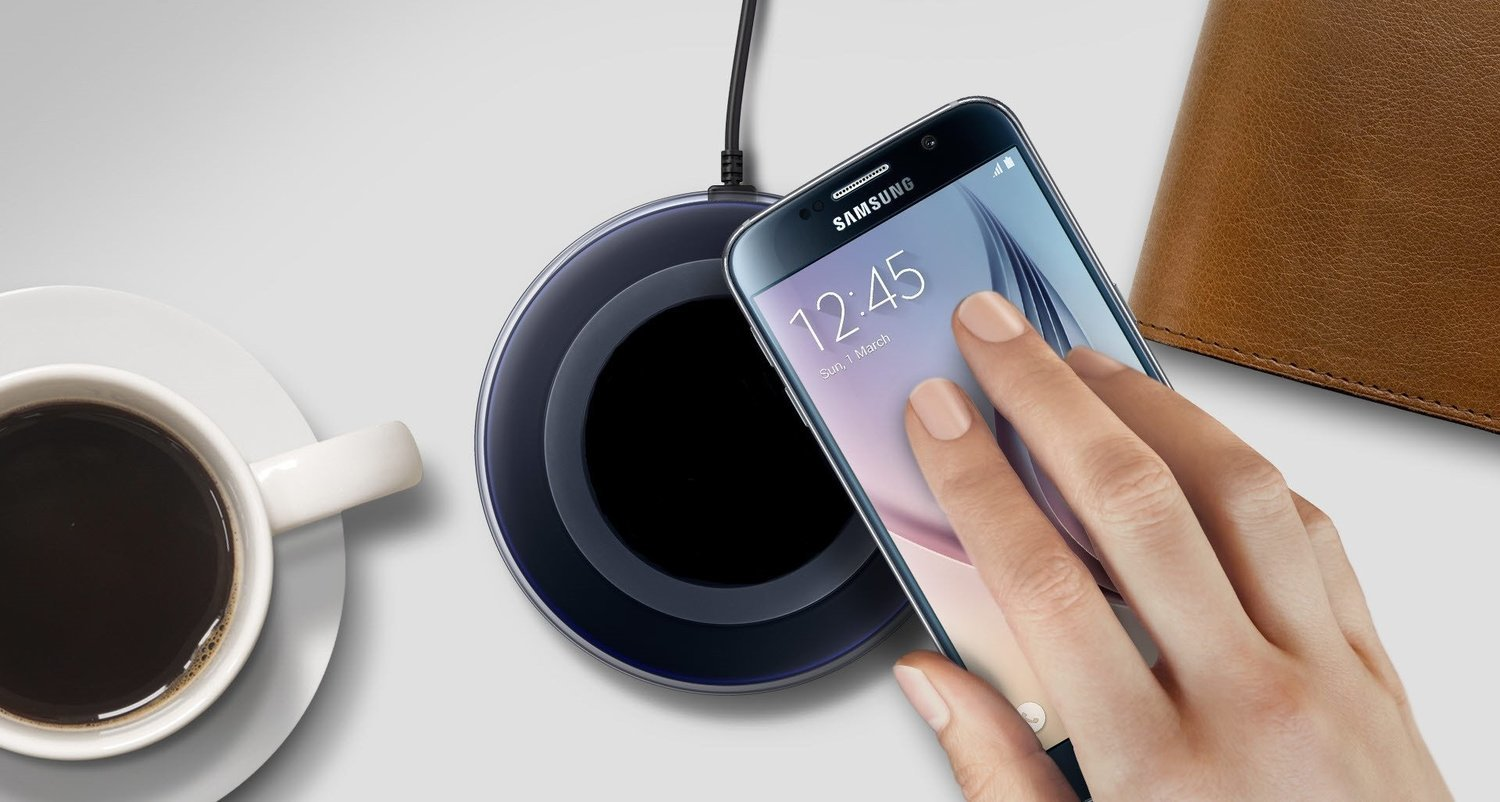 Wireless Charging Pad 1.5 A - for Qi-compatible Devices