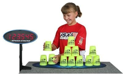 Speed Stacks Competitor Sport Stacking Set - Flying Cups