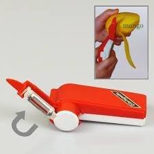 Electric Peeler Paring Knife , Fruit planer, Ultra Sharp Stainless Steel, Kitchen Tool