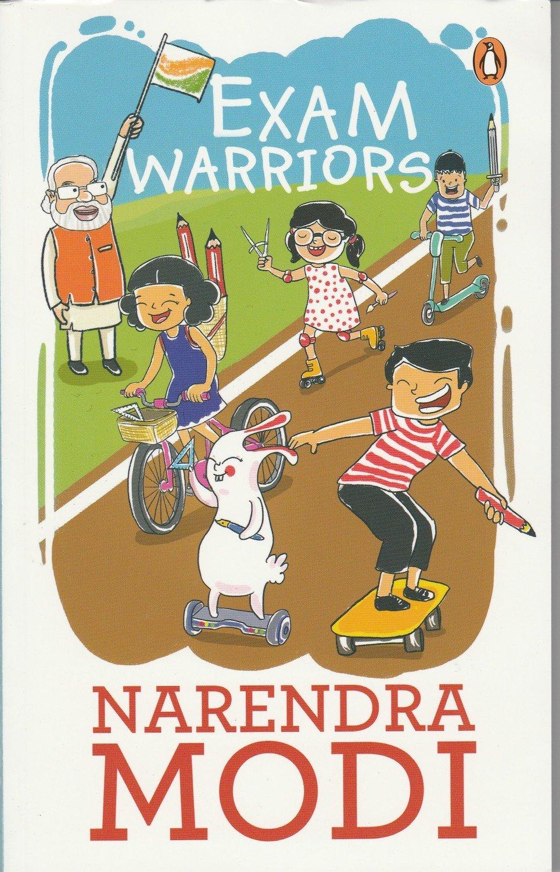 Exam Warriors by Narendra Modi