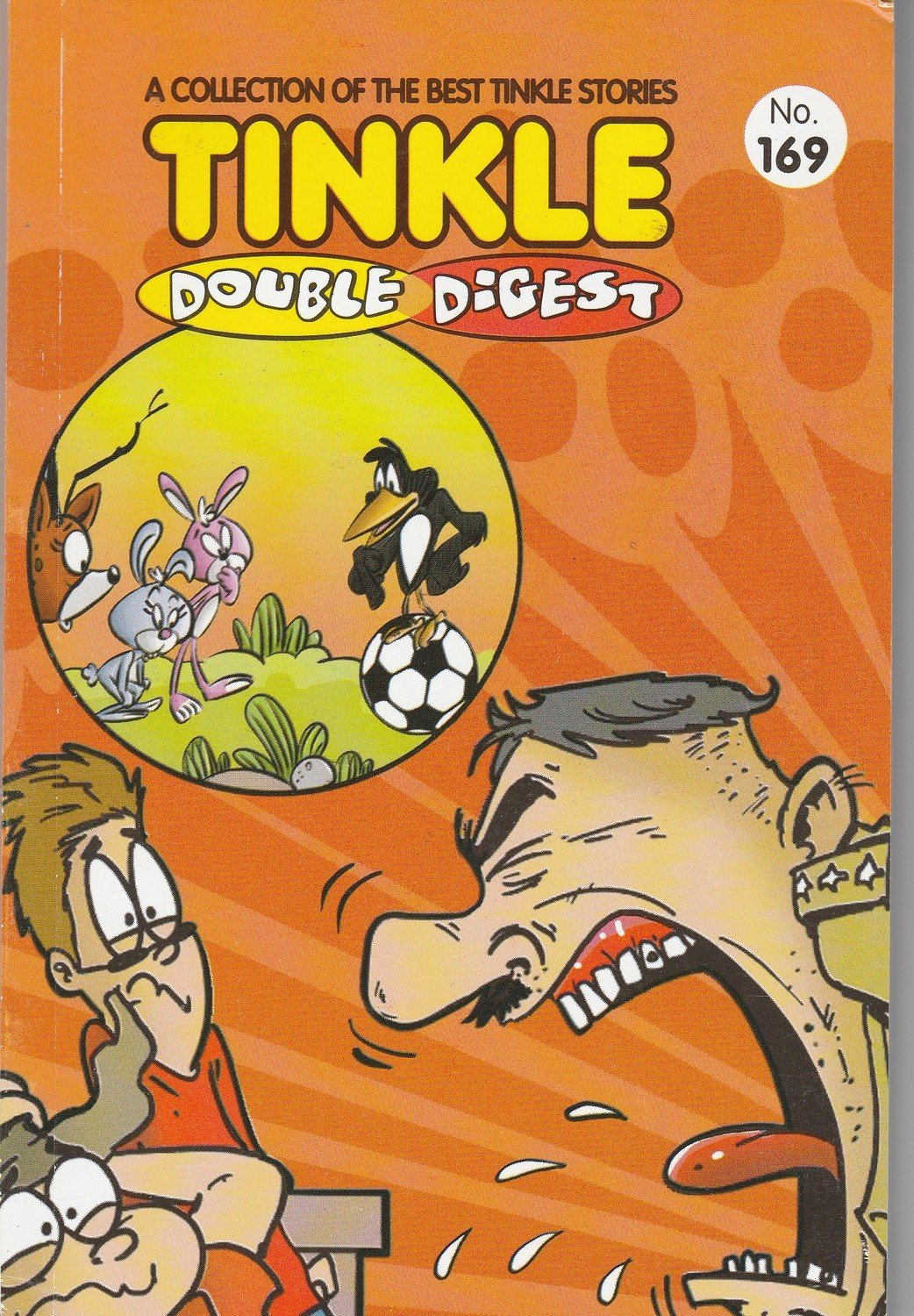 Tinkle Double Digest - No. 169