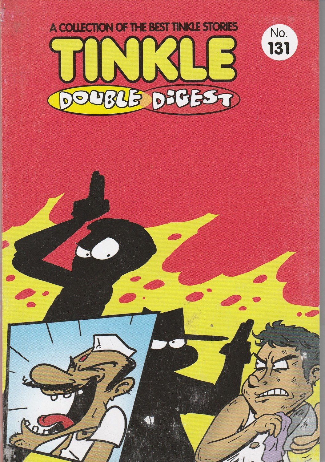 Tinkle Double Digest - No.131