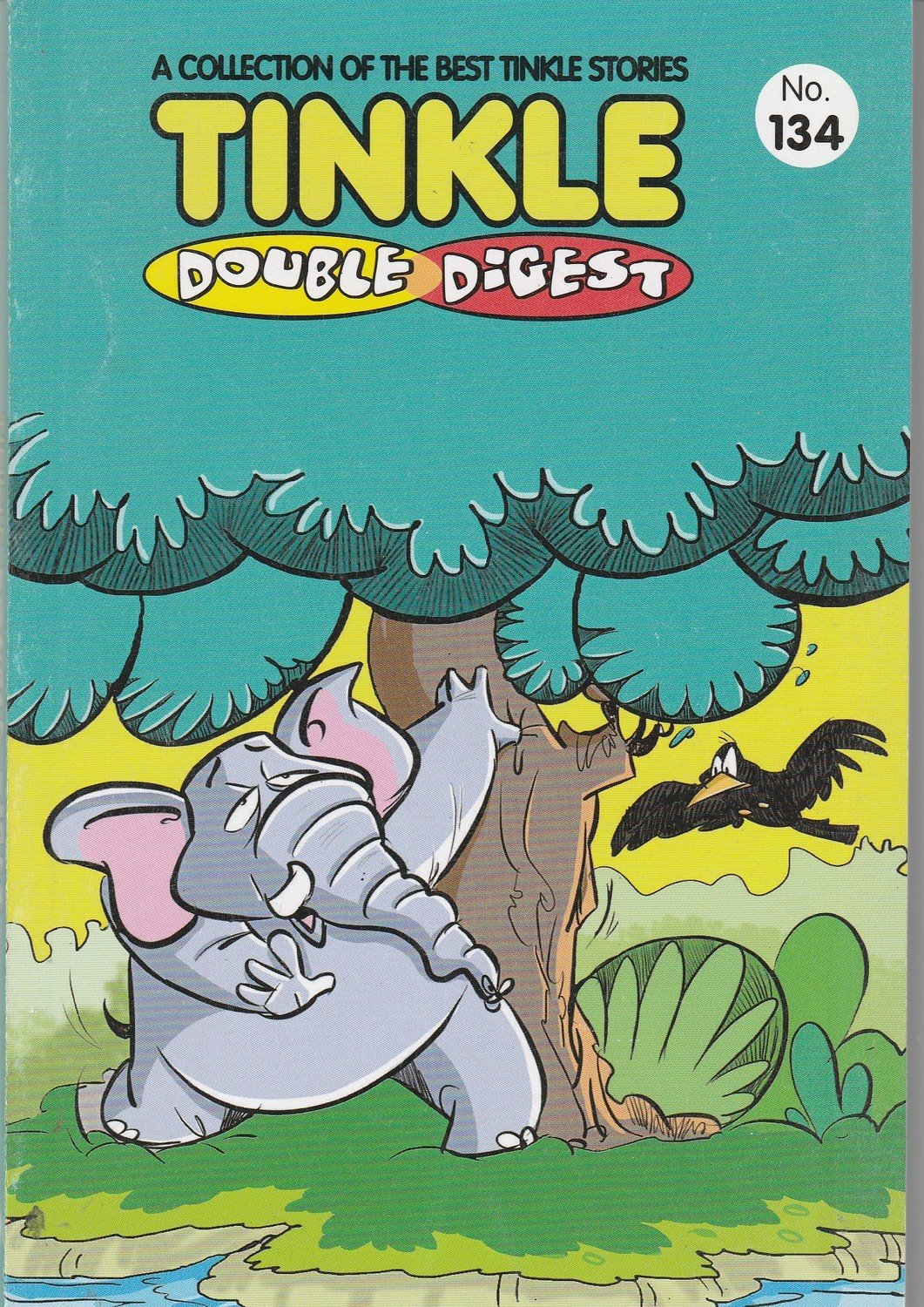 Tinkle Double Digest  - No.134