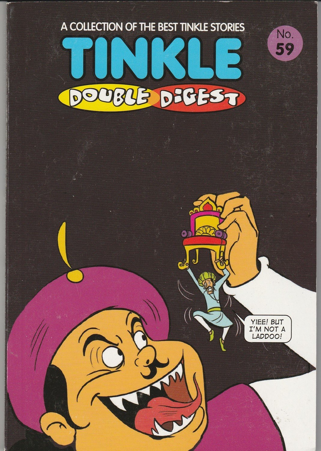 Tinkle Double Digest - No.59
