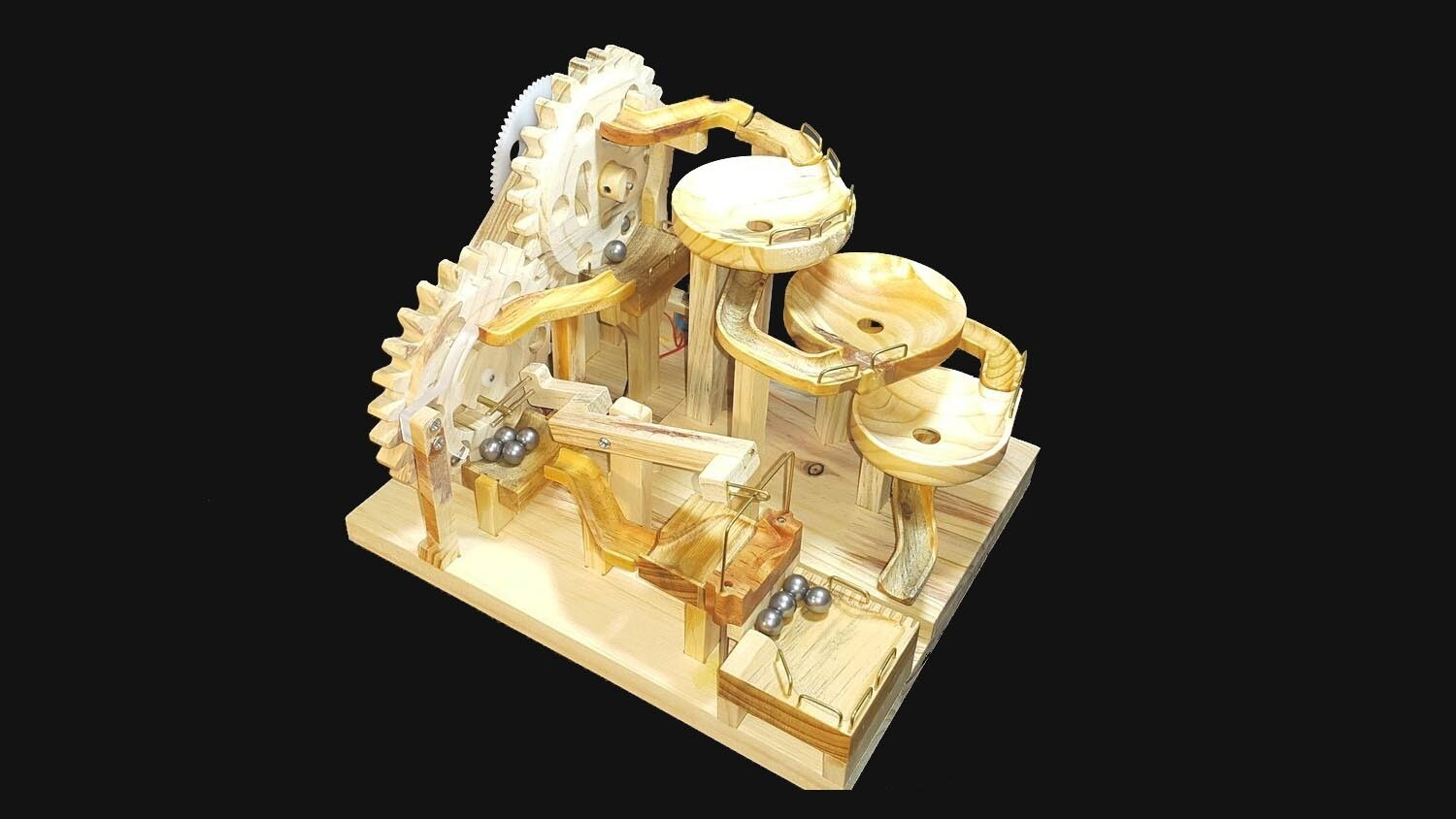 G1 - Double gears lift (Single module)