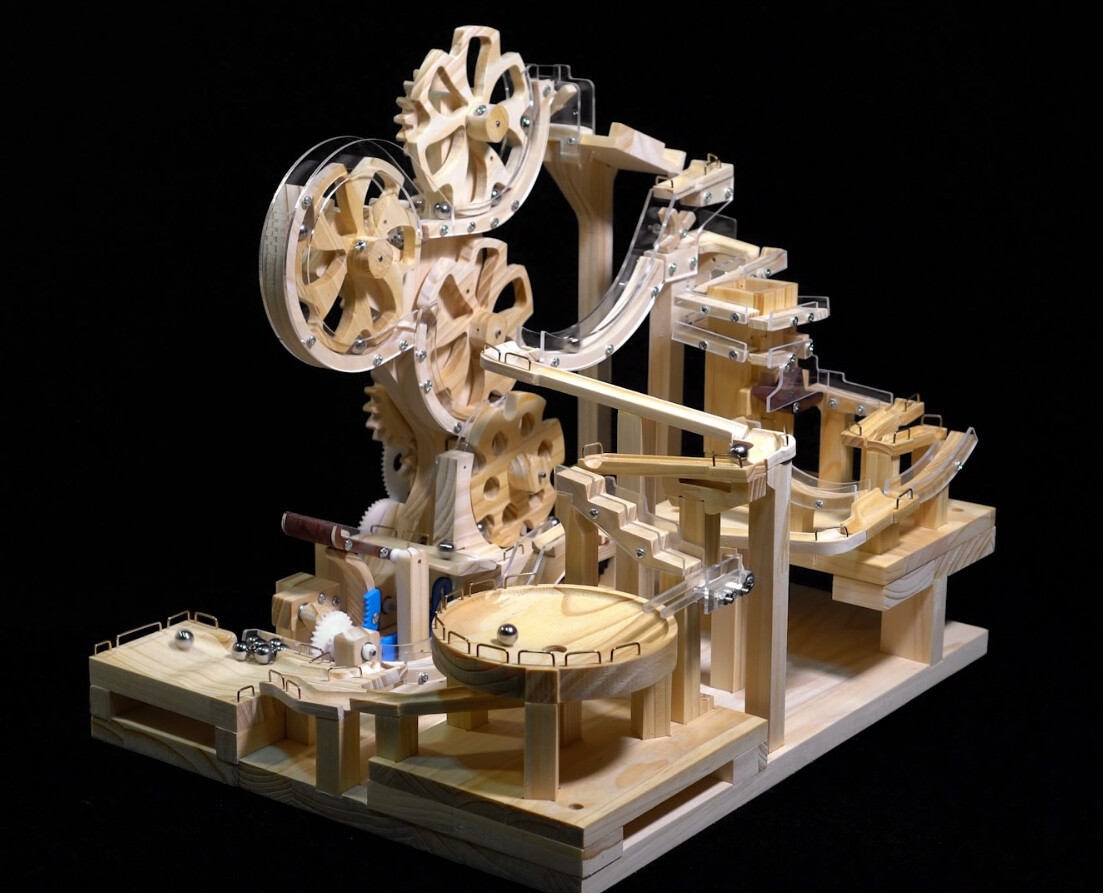 Marble Machine Plant - SLF2