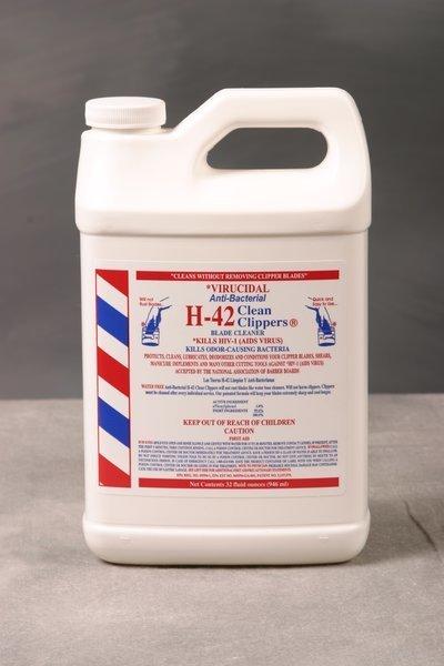 Virucidal Anti-Bacterial H-42 Clean Clippers® 64 oz Refill