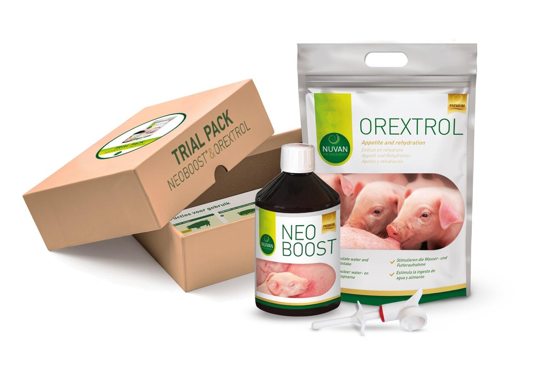 Trial pack NEOBOOST® en OREXTROL®