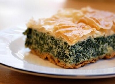 Spanakopita (8 pc. tray)