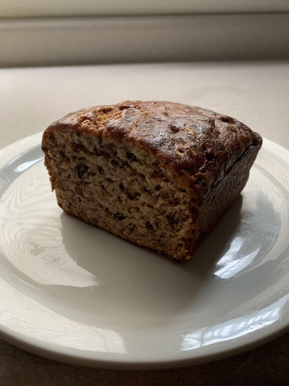 Banana Walnut Bread (8 pc. loaf)