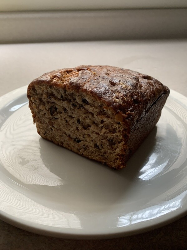 Banana Walnut Bread (8 pc. loaf)
