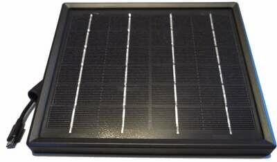 Solarzelle - SolarCharger FCM