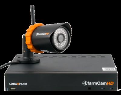 Überwachungskamera HD (integr. Funk) - FarmCam HD