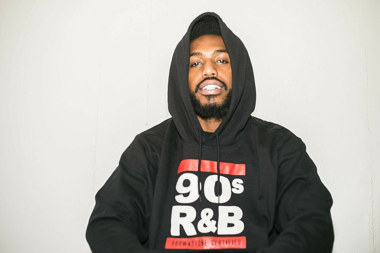 90's R&B HOODIE