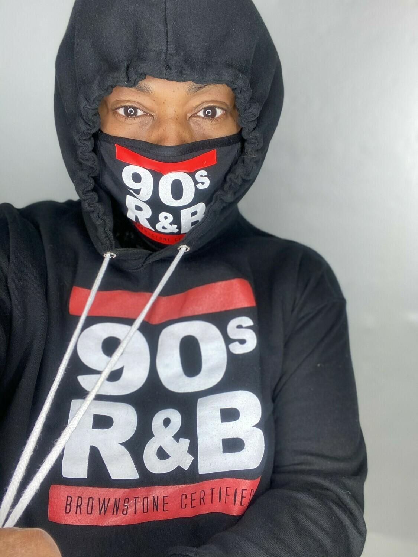 90's R&B Face Mask (Reusable Face Mask)