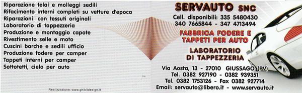 SERVAUTO SNC di Ghidetti Gabriele & C.