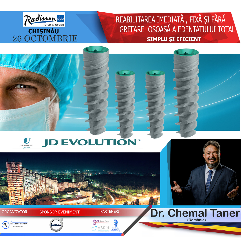 Symposium JD Evolution - Moldova