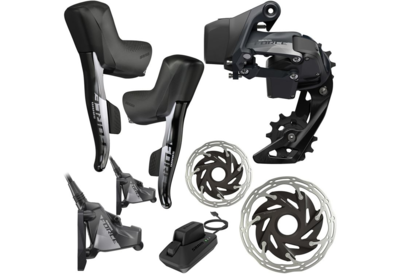 group set Force wireless AXS disc brakes 2x12