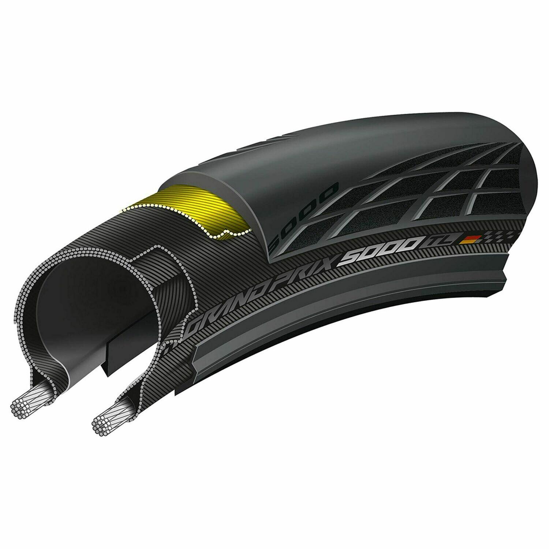 Continental Grand Prix 5000 clincher TL